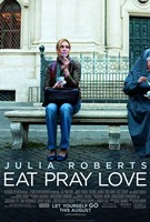 Eat Pray Love - Style B Wall Poster