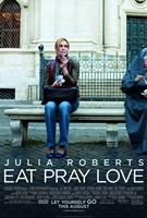 "Eat Pray Love - Style B - 11"" x 17"""