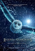 The Legend of the Guardians: The Owls of Ga'Hoole Wall Poster