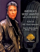 "America's Most Wanted - 11"" x 17"" - $15.49"