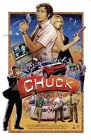 "Chuck Vintage Retro - 11"" x 17"""