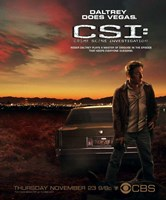 """CSI: Crime Scene Investigation - 11"""" x 17"""", FulcrumGallery.com brand"""