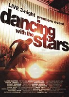 "Dancing with the Stars Live - 11"" x 17"""