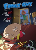 Family Guy Stewie Kills Lois Fine Art Print