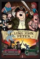 Family Guy Logn John Peter Fine Art Print