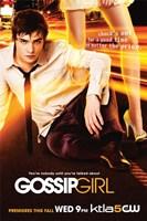 """Gossip Girl Chuck Bass - 11"""" x 17"""""""