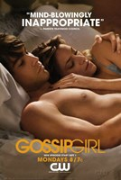"""Gossip Girl - Mind Blowingly Inappropriate - 11"""" x 17"""""""