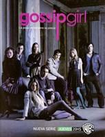 "Gossip Girl Cast Spanish - 11"" x 17"""