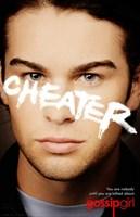 "Gossip Girl - Cheater - 11"" x 17"""