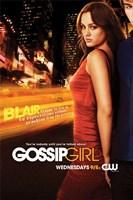 "Gossip Girl Blair Waldorf - 11"" x 17"""