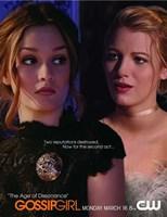 "Gossip Girl - The Age of Dissonance - 11"" x 17"""