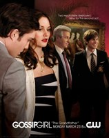 """Gossip Girl Two Reputations Destroyed Now For the Second Act - 11"""" x 17"""" - $15.49"""