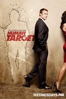 "Human Target Mark Valley - 11"" x 17"""