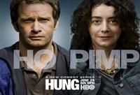 "Hung Comedy Series - 17"" x 11"""