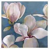 New Magnolias I Fine Art Print