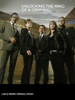 "Law & Order: Criminal Intent TV Series - 11"" x 17"""