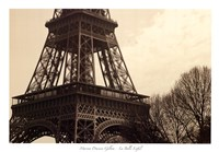"39"" x 28"" Paris Pictures"