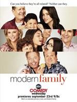 """Modern Family - 11"""" x 17"""" - $15.49"""