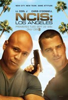"NCIS: Los Angeles - 11"" x 17"""