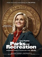 "Parks and Recreation - 11"" x 17"""