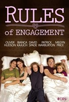 """Rules of Engagement (TV) - 11"""" x 17"""""""