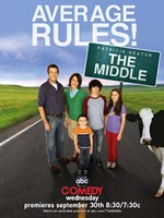 """The Middle (TV) - 11"""" x 17"""", FulcrumGallery.com brand"""