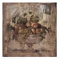 Melange De Fruit I Fine Art Print