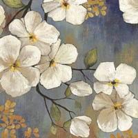 """En Flor I by Asia Jensen - 19"""" x 19"""""""