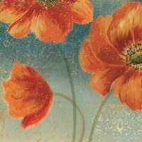 Patchy's Garden II Fine Art Print