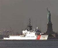 "Coast Guard Cutter ""Forward"" United States Coast Guard Fine Art Print"