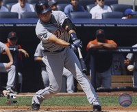 """Jhonny Peralta 2010 Action - 10"""" x 8"""""""