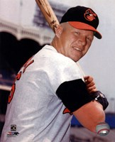 Boog Powell Posed Fine Art Print
