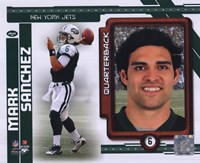 "Mark Sanchez 2010 Studio Plus - 10"" x 8"" - $12.99"