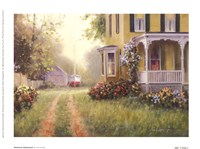 American Homestead Fine Art Print