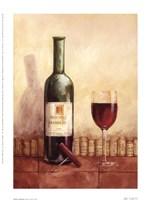 Open Bottle II Fine Art Print