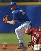 "Chase Utley UCLA Action - 8"" x 10"", FulcrumGallery.com brand"