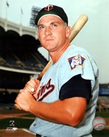 Harmon Killebrew Posed Fine Art Print