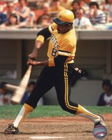 Willie Stargell Action Fine Art Print