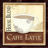 Coffee and Cream I Framed Print