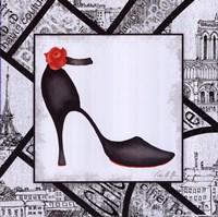 City Shoes III Fine Art Print