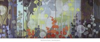 "Breathing Spaces by Sally Bennett Baxley - 40"" x 16"""