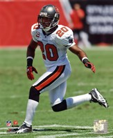 Ronde Barber 2010 Action Fine Art Print