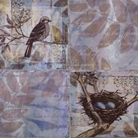 Florentine Songbird I Mini