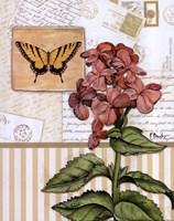 Botanical Collage I Mini