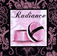 Fashion Pink Radiance Fine Art Print