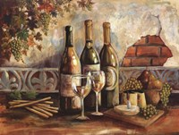 Bountiful Wine I Fine Art Print