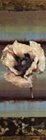 """Elemental Poppy I by Selina Werbelow - 12"""" x 36"""""""
