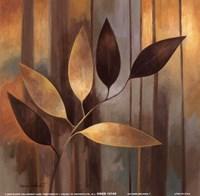 """Autumn Melange I by Elaine Vollherbst-Lane - 6"""" x 6"""""""
