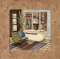 "Private Retreat II by Charlene Winter Olson - 12"" x 12"""