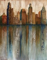 City View I Fine Art Print
